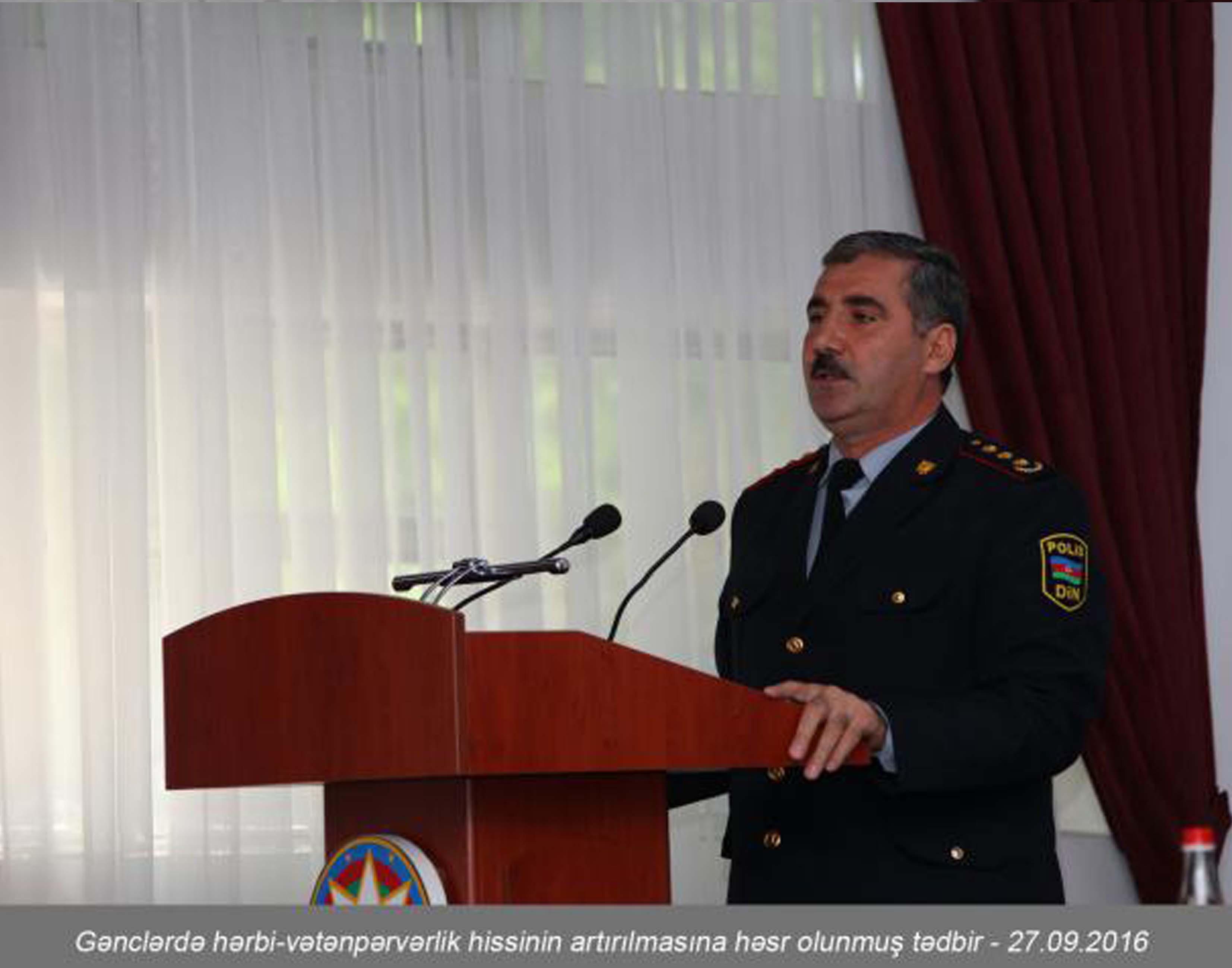 Şəki Rayon Polis rəisinin adından  alınan 7000 manat