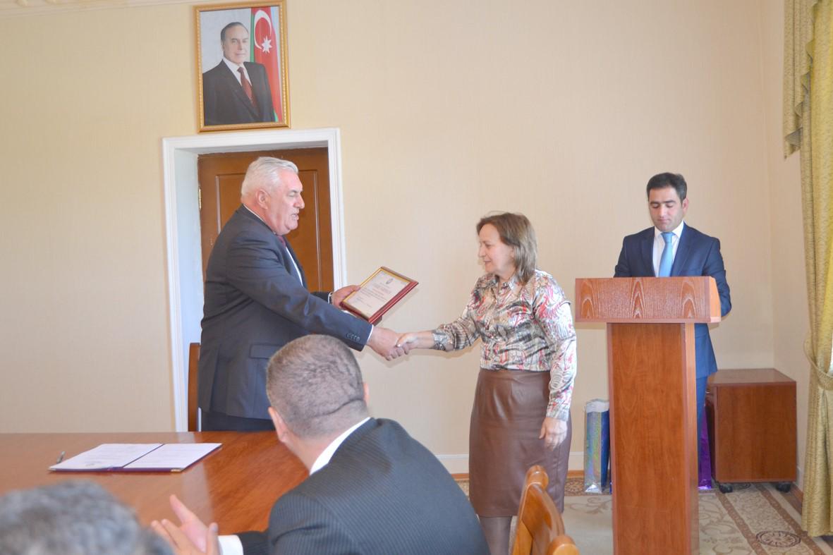 Sabran Rayon Icra Hakimiyyətinin Bascisi